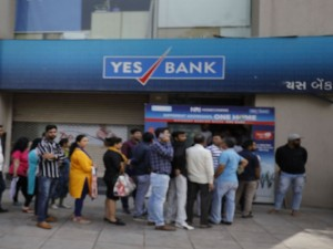 Shares Of Smaller Private Bank Suffer After The Yes Bank Crisis