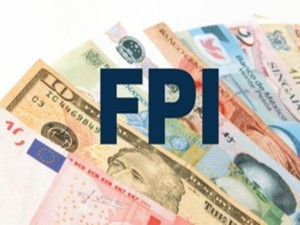 Fpis Investment Indian Markets Receives Rs 13 424 Cr In June So Far