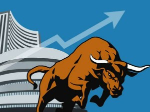 Nifty Ends 122 Points Higher As Infy Surges