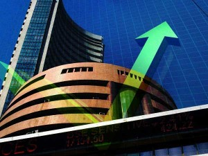 Nifty Trades Higher Hits 11 000 Points
