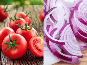 Tomato Price Falls To Rs 1 2 Kg Onion To Rs 8 Kg On Weak