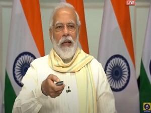 Pm Modi Inaugurates Kisan Suryoday Yojana In Gujarat