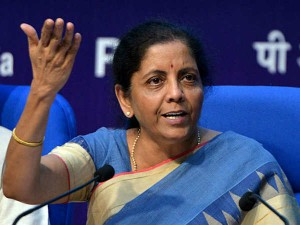 Sitharaman Asks Private Lenders To Up Credit Disbursal Under