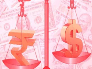 Rupee Opens With Gains As Dollar Hits Almost 2 Year Low