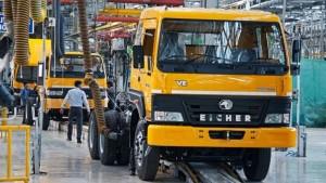 Eicher Motors Jumps 9 As Stock Trades Ex Split