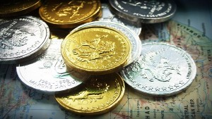 Gold Silver Lower Amid Subdued Demand