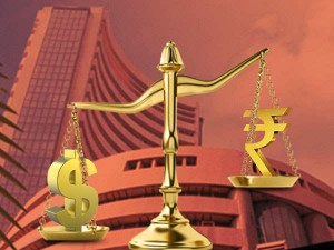 Rupee To Open With Gains On Hopes From Rbi Mpc Equity Gains