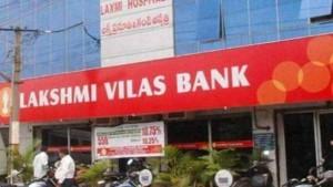 Care Revises Lakshmi Vilas Bank Ratings Stock Slumps