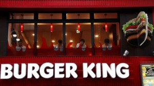 Burger King Shares Treble In Just 3 Days Of Listing