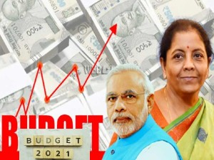 Union Budget 2021 Infrastructure Gets A Big Boost