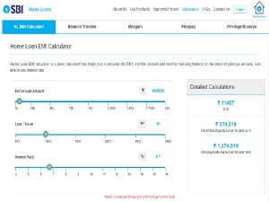 Sbi Cuts Home Loan Rates Check How To Calculate Monthly Emi