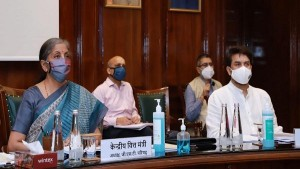 th Gst Council Meet Covid Testing Kits Hand Sanitizer Gst Rates To Be Cut