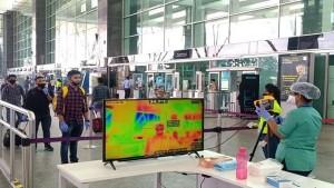 Covid 19 Impact Passenger Taffic At Bengaluru Airport Dips