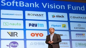 Successful Indian Startups Funded By Softbank S Vision Fund Ola Paytm Firstcry