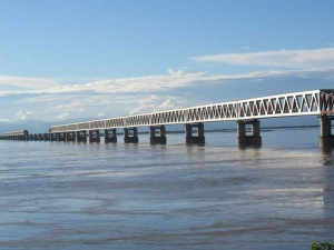 India's Longest Rail-Road Bridge Bogibeel Will Boost Trade In The North East