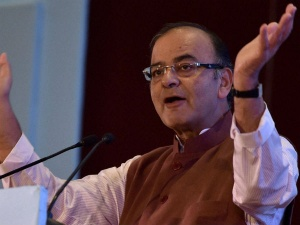 Jaitley To Take A Call On Interim Dividend In Today's Post Budget Meet