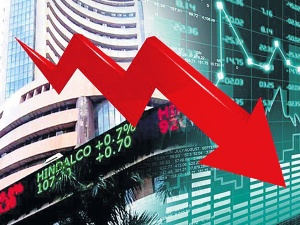 Sensex Trades Lower, IndusInd Bank Gains On Takeover Reports