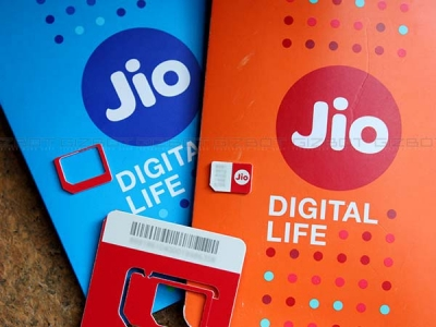 Reliance Jio Offers 200% Cashback On Recharge Of Rs 399 or