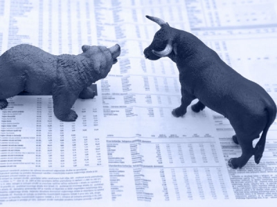 Markets Trade Lower Ahead of Exit Polls